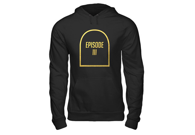 Jericho Episode III T-Shirt & Hoodie Available - Streamer News