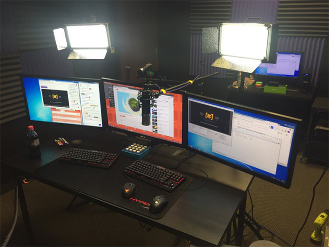 10 Twitch Broadcaster Setups Past Amp Present Part Ii