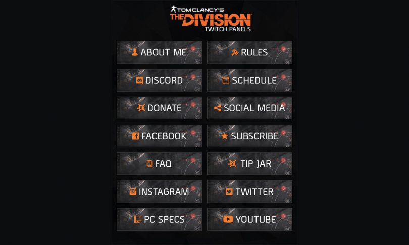 how to add a discord pannel to twitch