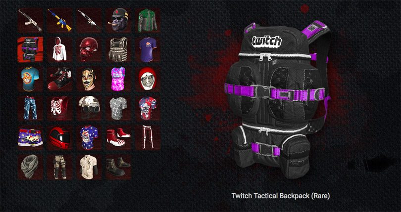 twitchconh1inv_2016aug1 810x429 h1z1 unveils the twitchcon 2016 invitational crate streamer news,Invitational H1z1 Crate