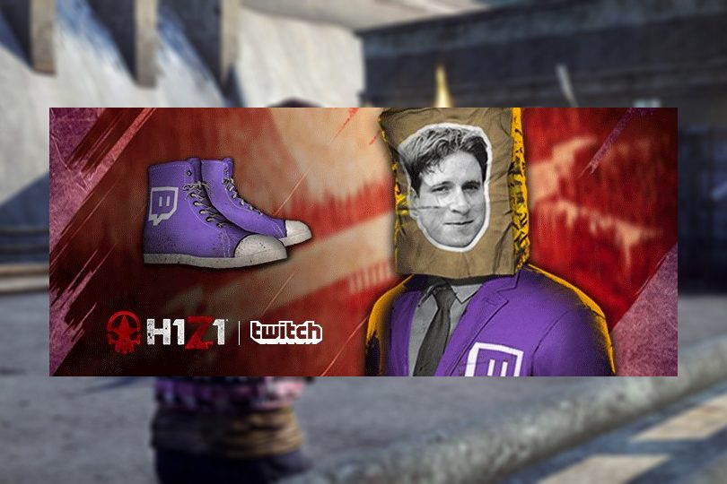 Twitch Reveals Prime Loot for December 2016 – Featuring H1Z1