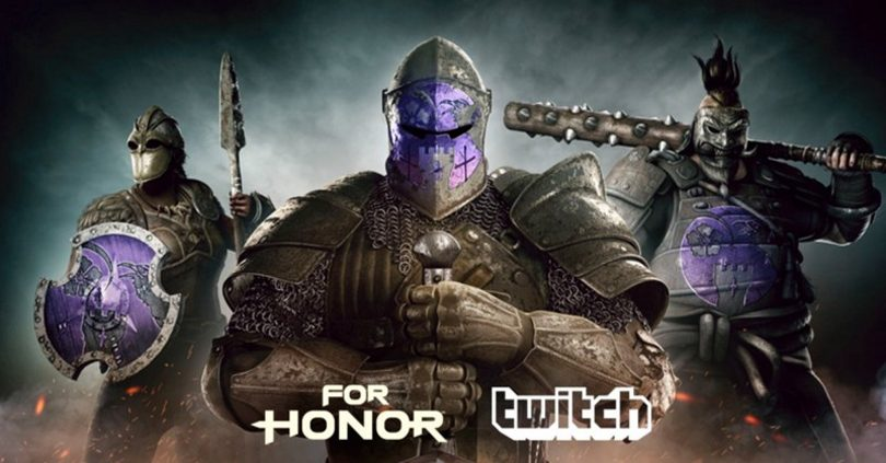 For Honor to be Featured in February Twitch Prime Loot – Streamer News